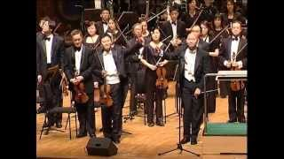 """Butterfly Lover"" violin concerto"