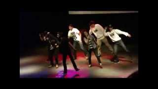 All 4 One MTS SoReal Cru Dance Competition Hannover