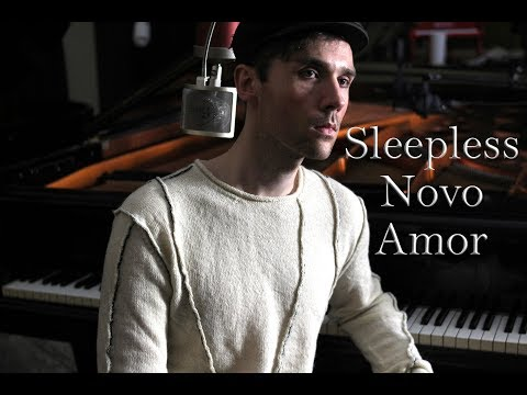 Sleepless - Novo Amor - Live Acoustic Piano cover by Sean O'Reilly
