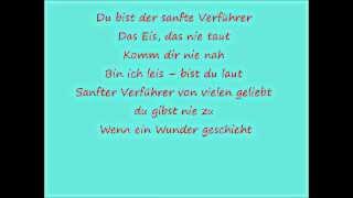 Rosenstolz Sanfter Verführer Lyrics