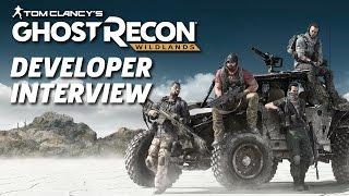 Single Player Gameplay Developer Interview - Ghost Recon Wildlands | GameSpot