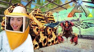 ARK: SURVIVAL EVOLVED - FARMING HONEY!!