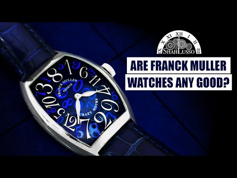 Why Are Franck Muller Watches Expensive? | Franck Muller Crazy Hours