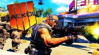 FUNNY TRUCK FAIL! - Call of Duty Blackout Beta