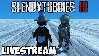 SLENDYTUBBIES 3 MULTIPLAYER LIVESTREAM | SURVIVAL, INFECTED, - MORE SUNDAY FUN WITH MY BUDS!! thumbnail
