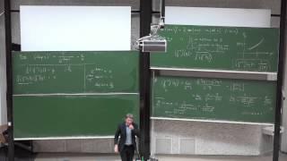 VO14 - Analysis 1 WS 14/15 - LFU Innsbruck - Alexander Ostermann