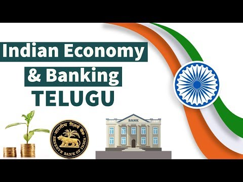 Telugu - Indian economy & Banking - Lecture 2 - IBPS/UPSC/RBI/SBI/LIC/APPSC/TSPSC