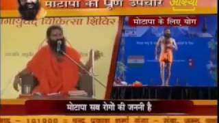Weight loss tips and food by Baba Ramdev