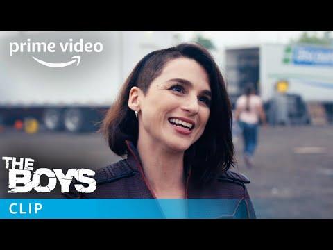 "The Boys Season 2 - First Look Clip: ""I'm Stormfront""   Amazon Prime"