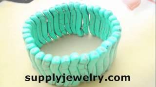 wholesale turquoise jewelry gemstone jewellery Supplyjewelry.com