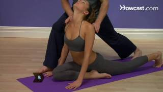How to Do the Pigeon Pose