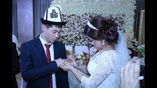 Свадьба Абдумалик и Айдана 24 02 19 часть 2
