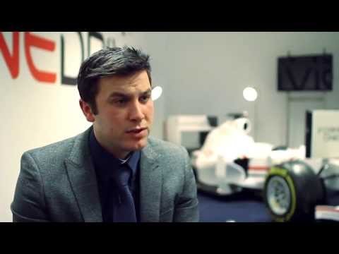 Formula One Driver - Interview With Director, Jordan Hurley