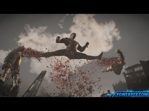 Mortal Kombat X - All Secret Fatalities / Secondary Fatalities / Hidden Fatalities