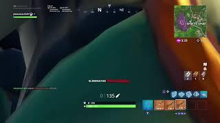 Worlds longest real snipe on fortnite (712m)