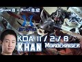 KZ Khan MORDEKAISER vs YASUO ADC - Patch 8.12 KR Ranked