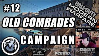 VISS 12 OLD COMRADES CAMPAIGN CALL OF DUTY MODERN WARFARE 2019