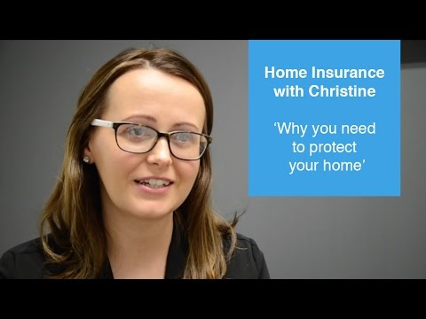House Insurance with Christine
