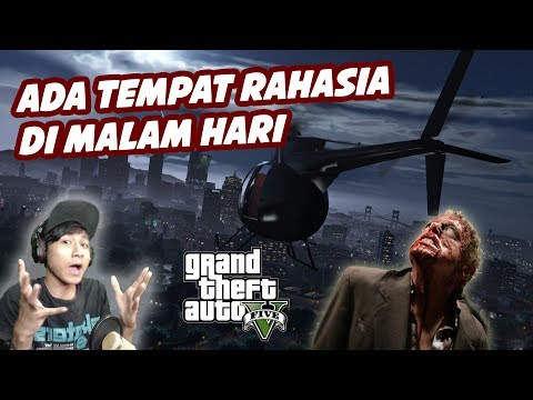 GTA 5 ZOMBIE SURVIVAL MOD | Membangun Pos Jaga - Part 18