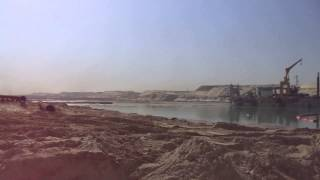 See entry 4 dredgers new Suez Canal southern sector