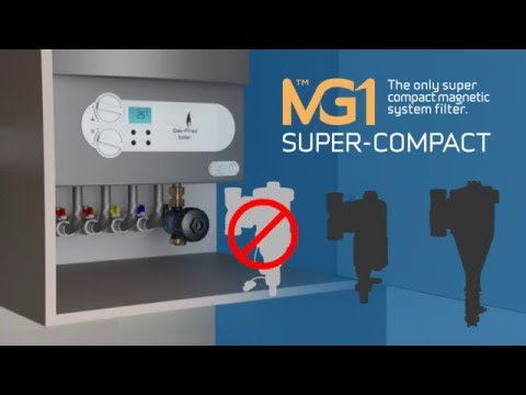 MG1 Super-compact Magnetic System Filter