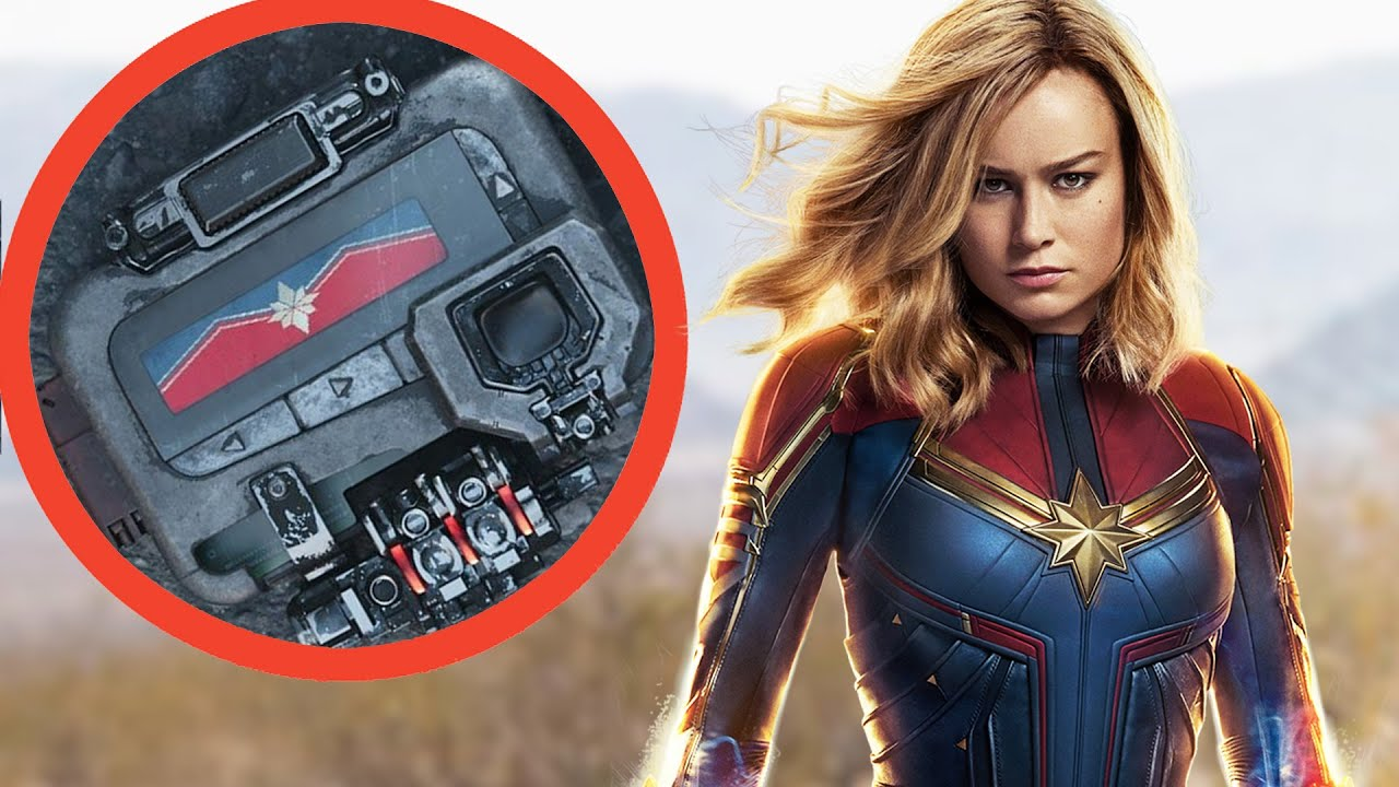The 'Captain Marvel' post-credits scenes, explained