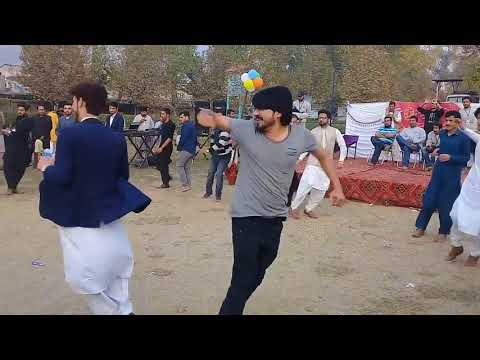 Attan at Comsats Abbottabad Sports week SP17