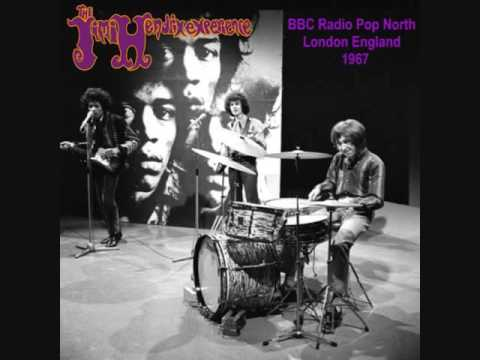 "Jimi Hendrix-  ""Pop North"" BBC Broadcasting House, Great Portland Place, London 1/30/67"