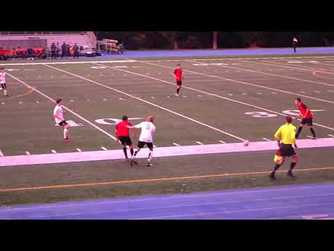 Zachary Velasco College Soccer Recruiting Video  Class Of 2018