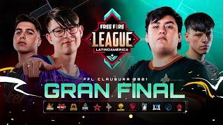 ¡GRAN FINAL Free Fire League Clausura 2021!  | Garena Free Fire