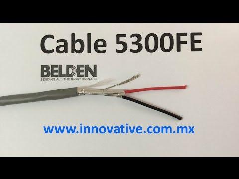Cable 5300FE Belden