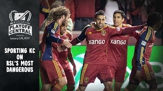 Sporting KC players pick out RSL