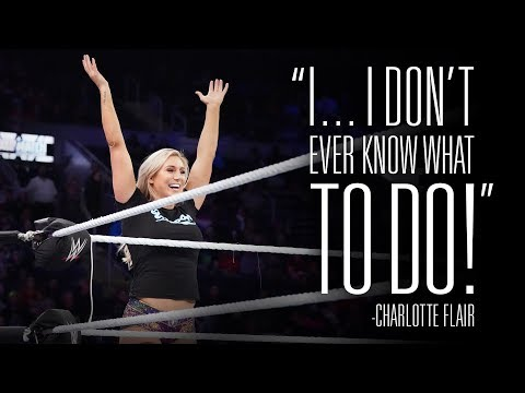 Charlotte Flair adjusts to impromptu WWE MMC partner Jeff Hardy