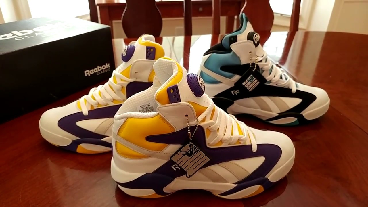 Reebok shaq attaq is the world's #2 best reebok basketball shoe (192 ratings + 3 experts). See today's best deals from 50+ retailers best price guaranteed!