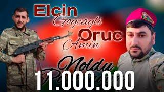 Elcin Goycayli ft Oruc Amin - Noldu Pashinyan 2020 (Lyric Audio)