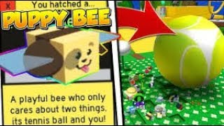 acheter la nouvelle abeille chiot dans 🔥 essaim d'abeilles sim 🔥 - roblox