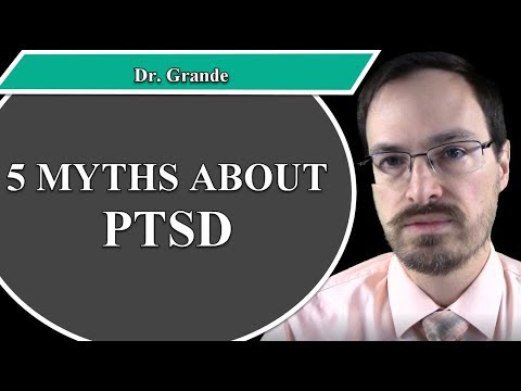 Five Myths About PTSD