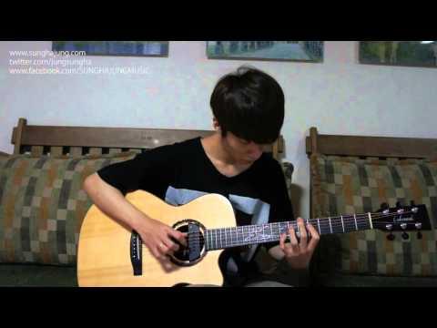 (Akdong Musician) Melted -  Sungha Jung