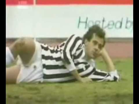 Michel Platini - bellissimo gol
