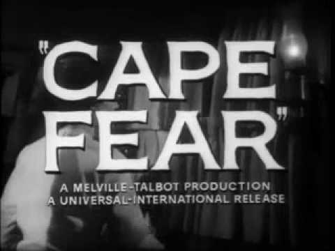 Cape Fear (1962) Trailer