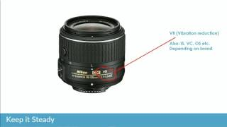 5 Tips to Get the Most from Your 18-55mm Lens