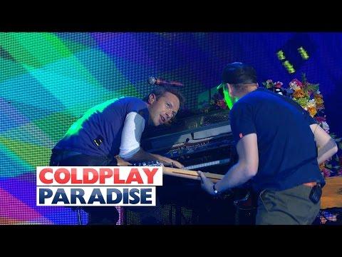 Coldplay - Paradise (Jingle Bell Ball 2015)