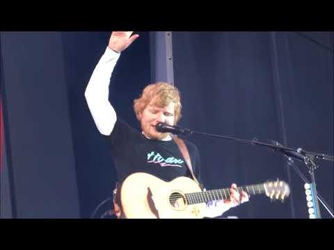 Ed Sheeran - Full concert @ Phoenix Park, Dublin 18/05/18