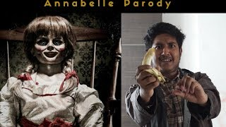 Annabelle Parody | Conjuring Horror Funny Indian Parody | ADC Spoofs