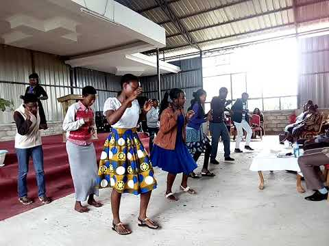 CFF KITE TEENS DANCE VITU NDOGO NDOGO
