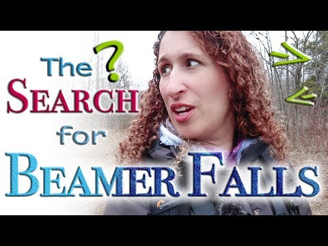 The Search for Beamer Falls: Landscape Photography Vlog