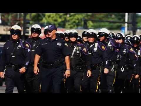 JCPD Detective Melvin Santiago Funeral