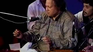 Ankhian Udeek Diya   Nusrat Fateh Ali Khan Live In Birmingham 1994 HQ
