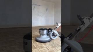 PONCEUSE PARQUET QUATTRO vidéo