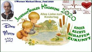 Internationaler kindertag 2020 -